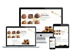 Free Website Template Beauteous ET Bakery Free Responsive Bakery Website Templates Freemium