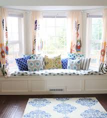 image of design the best bay window seat cushions bay window seat cushion