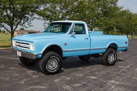 All Chevy all chevy cars : 1967 Chevrolet C10 | Fast Lane Classic Cars