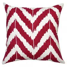 Pillow Patterns Delectable Ikat ZigZag Accent Pillow Stencil Kit Cutting Edge Stencils