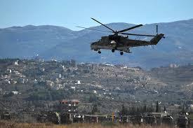 Картинки по запросу российские вертолёты в сирии