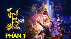 Phim Hoạt Hình 3D Trung Quốc 2020 - Tinh Thần Biến - Phần 1 - Phim Hoạt  Hình 3D