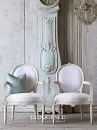 eloquence antique gustavian armchairs