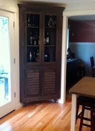 corner piece of furniture. Corner Liquor Wine Cabinet Piece Of Furniture D
