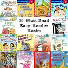 20 must read easy reader books via natlubrano on untrained housewife kids reading
