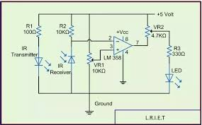 how to simulate an ir sensor using proteus software quora following is a circuit diagram of ir sensor