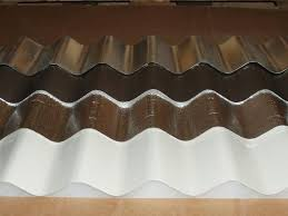 corrosion resistance panel thickness modern corrugated metal