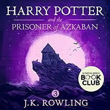 harry potter and the prisoner of azkaban audiobook