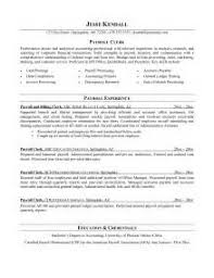 Tax Specialist Resume Tax Preparer Resume Sample Tax Accountant