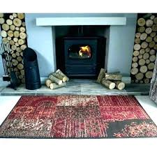 fireproof rugs for wood stoves fireplace rugs fireproof fire resistant for fireplaces place proof rug home