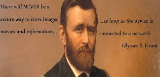 Ulysses S Grant Quotes Unique Famous Ulysses S Grant Quote Picture EBaum's World