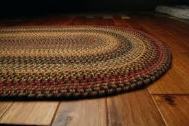 awesome braided area rugs 2 oval wool pass warmth