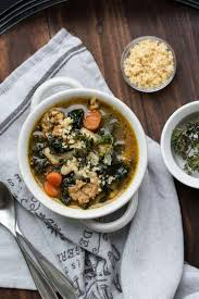 instant pot smoky kale and white bean