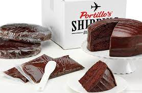 If you've ever gone to portillo's restaurant you know how great their chocolate cake is. Now Shipping Our Famous Chocolate Cake General News News Portillo S