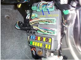 2002 acura mdx fuse box 2002 wiring diagrams
