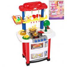 <b>Zhorya</b> Набор <b>игровой</b> Кухня с посудой и продуктами 62*36*83 см ...