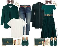 Gucci Coat Size Chart Plus Size Green And Gucci Outfits Alexa Webb