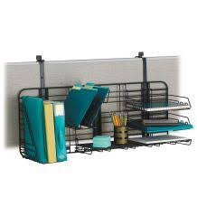 Desk Organizer for your cubicle wall Cubicle shelf Hanging