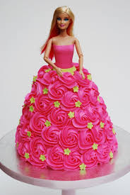 Barbie Doll Birthday Cake Design Birthday Cake Designs