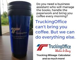 Truck Mileage Chart You Need Integrated Truck Mileage Calculator Truckingoffice