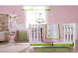 image of jungle jill nursery pink decoration