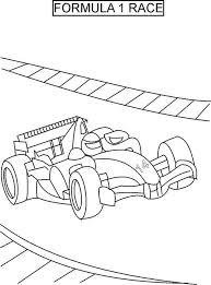 Small Picture 32 best Race Car coloring pages images on Pinterest Colouring