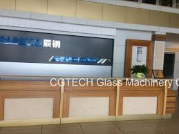 Edging Glass Design China 5 Spindles Glass Edging Machine With Manual Model