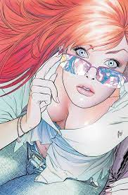 Pin by Brandi Lehman on for-redheads - fantasy, comics | Comic art, Dc  comics art, Girl cartoon