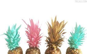 colorful pineapple wallpaper. click here to download the \u201ccolor pineapples\u201d desktop colorful pineapple wallpaper