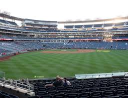 Nationals Park Seating Chart Nationals Park Section 140 Seat Views Seatgeek