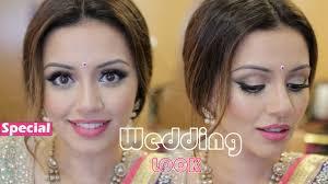 indian and stani wedding guest makeup tutorial eid makeup look