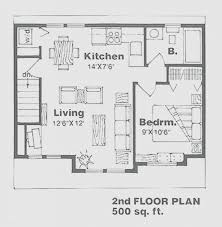 good 300 sq ft studio apartment floor plan best of small house floor house plans indian