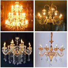 10x e12 led bulbs dimmable 3w 5w 7w super bright led candelabra 85 265v led chandelier