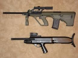 Bullpup Trigger Design I Like Bullpups Northwest Firearms Oregon Washington