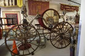 Vintage Fire Fighting Equipment - Picture of Volunteer Fireman's Hall &  Museum of Kingston - Tripadvisor