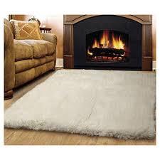 linon rugs flokati natural area rug reviews wayfair
