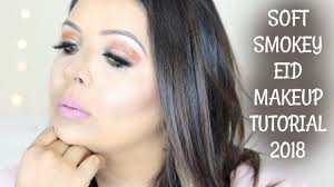 soft easy glam eid makeup 2018 urdu tutorial stani