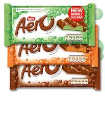Image result for aero chocolate