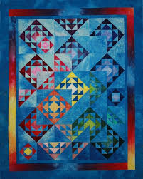 Hand-Dyed Fabric Quilts | Gallery - SELC Fabrics & Quilts with hand-Dyed Fabrics Adamdwight.com