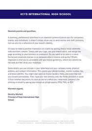 Blue School Welcome Letter To Parents Templates By Canva