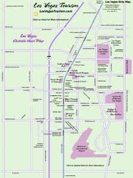 las vegas map official site  las vegas strip map