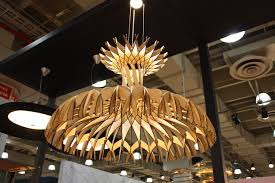 dome lighting fixtures. Modern Lighting Fixtures At ICFF Combine Latest Technology And Hand Crafting Dome D