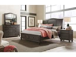 Attractive Aspenhome 5 Piece King Sleigh Storage Bed Set Oxford Sleigh SB PEP