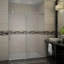 best rated frameless sliding shower doors