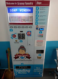 Laundromat Soap Vending Machine Amazing Soap Vendor Yelp