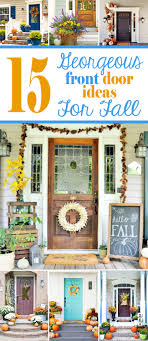 Front Door Decorating Fall Front Door Ideas Archives Mothering With A Purpose