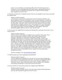 example of a written interview essay example annotated  example essay on developing