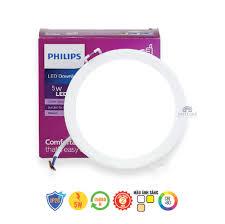 Đèn LED âm trần lỗ khoét phi 60 giá rẻ - Vật Tư 365