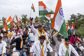 Image result for CAMPAIGNING INDIA ELECTION
