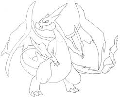 Small Picture Mega Charizard Y Coloring Pages Least charizard was rather with